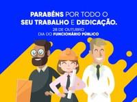 HOMENAGEM AOS SERVIDORES PÚBLICOS