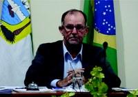 Presidente da Câmara de Vereadores Crizaldo Meira solicita a institucionalização do cântico do Hino Nacional Brasileiro nas entidades educacionais
