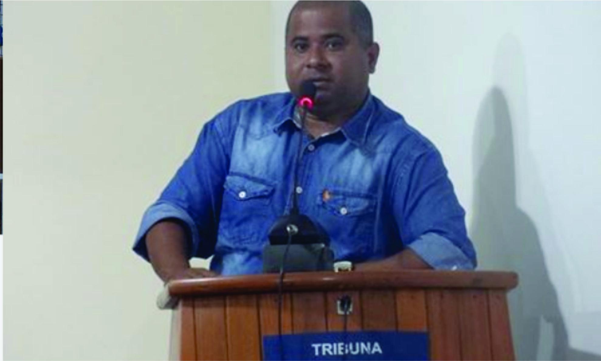 Vereador Cadinho solicita informações para institucionalização do Hino Municipal