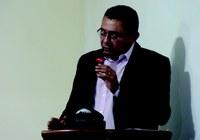 Vereador Evânio Pedro solicita instalação de luminárias na entrada do município