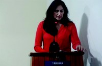 Vereadora Carla Lopes usa Tribuna para relatar sua viagem no Encontro de Vereadoras do PSDB