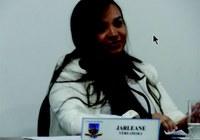 Vereadora Jarleane Câmara solicitações informações sobre o funcionamento das câmeras de monitoramento